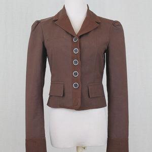 KENZO Victorian Style Blazer Jacket